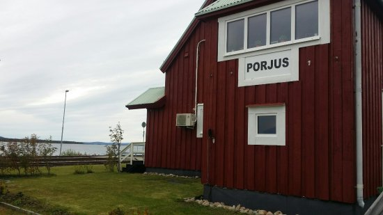Porjus, السويد: 20160906_121506_large.jpg