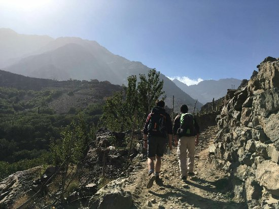 Trekking in Morocco PRvate Day Tours