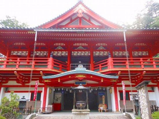 Natadera Temple: 那谷寺