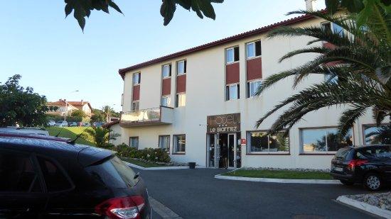 Hotel Le Biarritz Photo