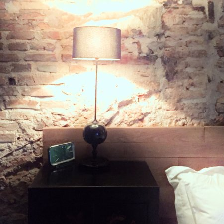 The Stable Melaka Guesthouse: light up the textures..
