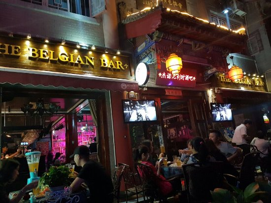 The Belgian Bar