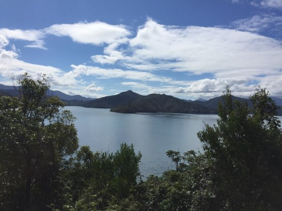 Picton, Neuseeland: Great vistas
