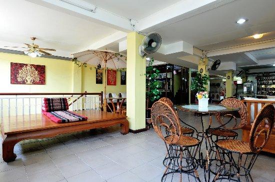 Vanilla Place Guest House: Rest area