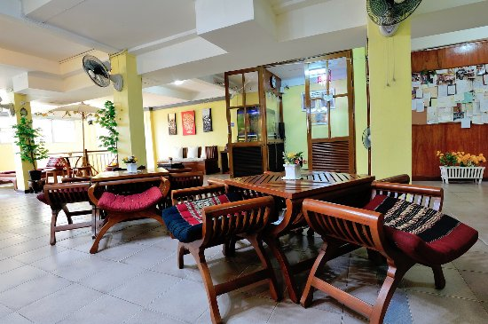 Vanilla Place Guest House: Share Area