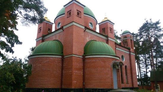 Priozersk, Russia: Подворье монастыря