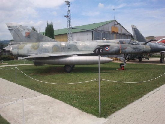 European Fighter Aircraft Museum: Mirage