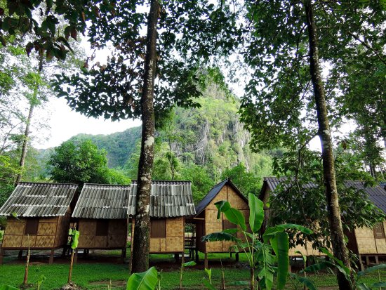Entrance - Picture of SpringRiver Resort, Ban Tiou - Tripadvisor