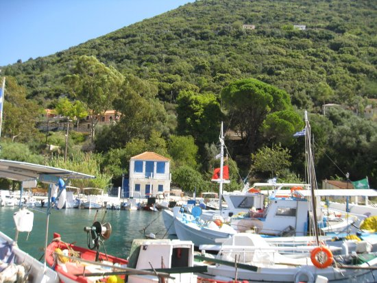 Stavros, Hellas: Great little harbour