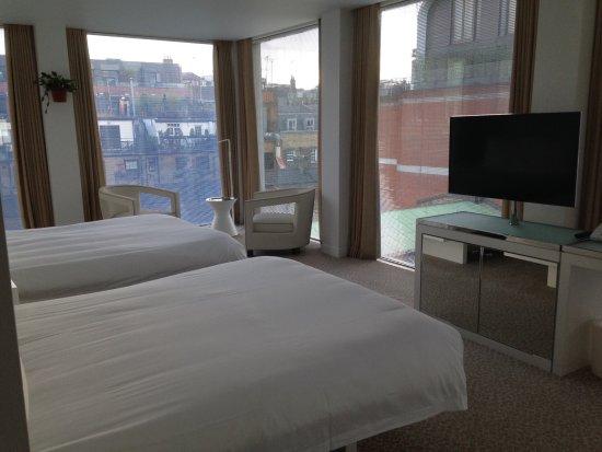 St Martins Lane London Hotel Photo