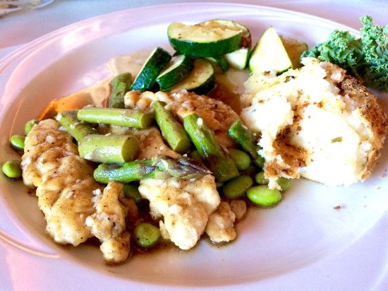 West Coxsackie, NY: Chicken Breast Scallopine