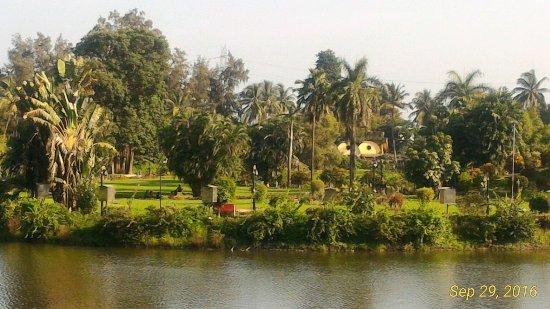 Vanganga Lake Garden صورة فوتوغرافية