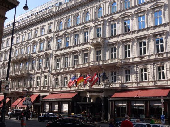 Hotel Sacher Wien Picture