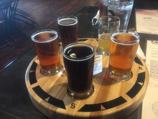 Bigfork, Монтана: Beer Sampler