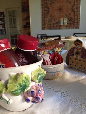 Girovagando Bed and Breakfast: colazione golosa