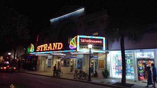 Now a Walgreens Picture of Strand Theater Key West TripAdvisor