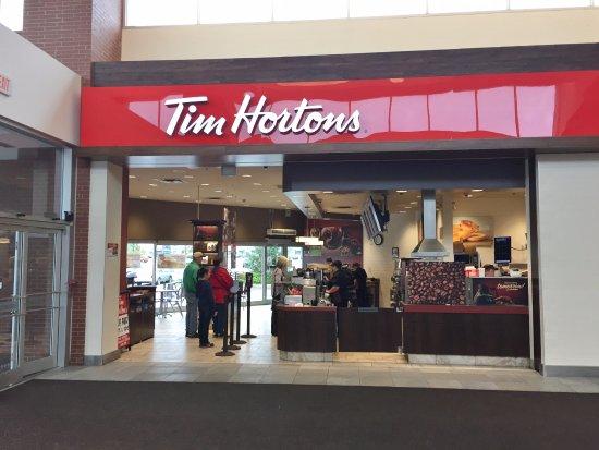 Tim Hortons - RioCan Georgian Food Mall, Barrie ON