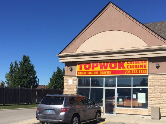 Top Wok 490 Mapleview Dr W. Barrie ON
