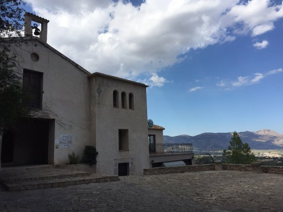 Cocentaina, Spanien: Restaurant Sant Cristofol