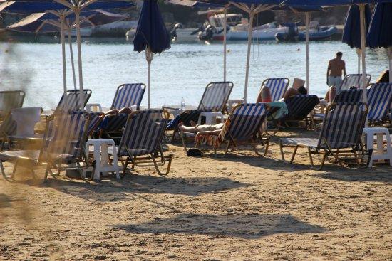 Tersanas, Yunani: Calme et repos