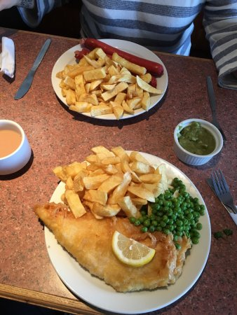 Brixham Fish Takeaway & Restaurant