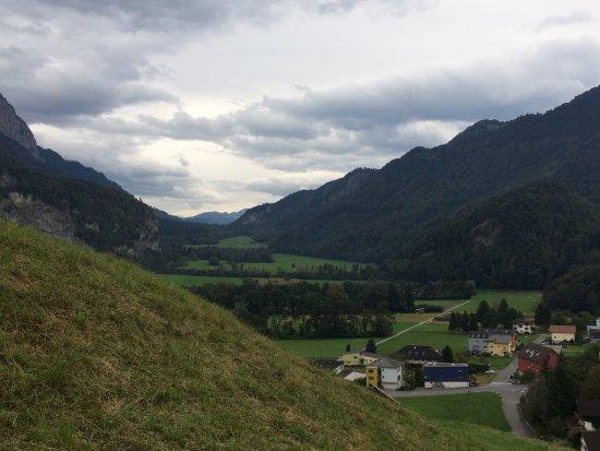 Balzers, Liechtenstein : Sehr schöne Aussicht