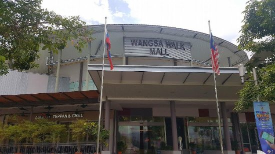 Wangsa Walk Mall