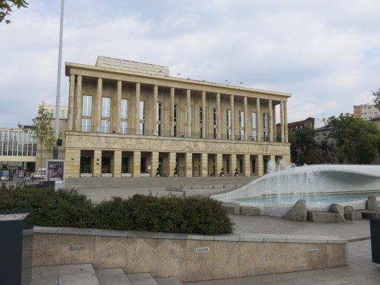 Lodz Opera House D Zdj Cie Teatr Wielki W Odzi Tripadvisor