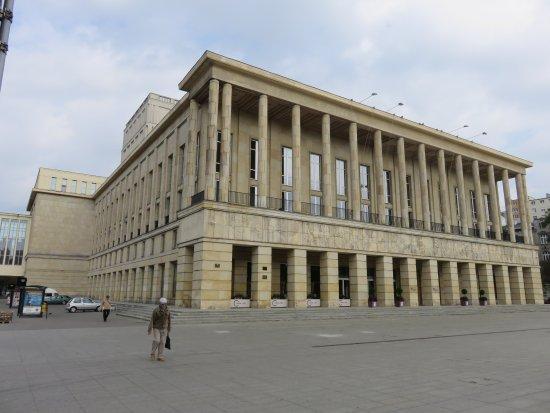 Brilliant Ballet Lodz Opera House Lodz Traveller Reviews Tripadvisor