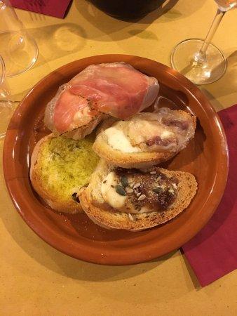 Pranzo Tipico Toscano