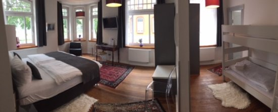 Hotel 1690: Familienzimmer