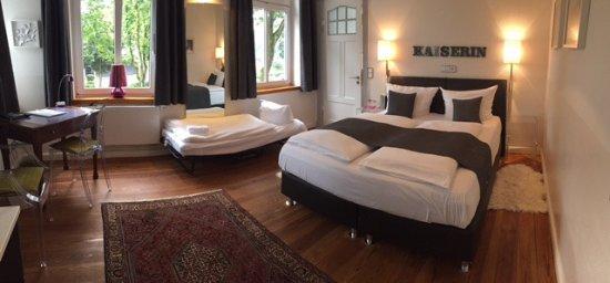 Hotel 1690 bewertungen fotos preisvergleich rendsburg for Design hotel 1690 rendsburg