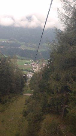 Mieders, Austria: Vista desde teleférico