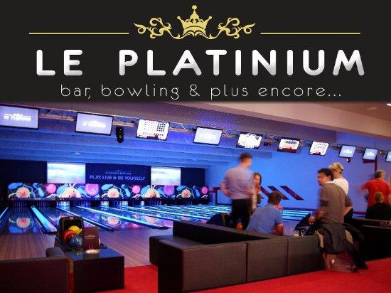 Bowling Le Platinium