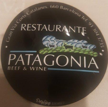 Patagonia Beef & Wine: dropstop