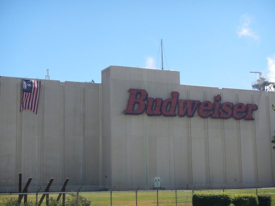 Budweiser Brewery Tours: Budweiser Factory