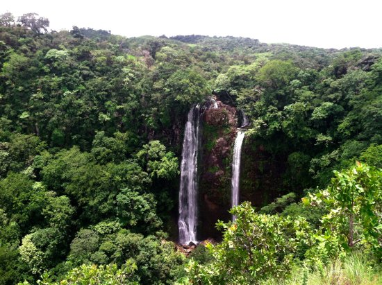 Province de Panama, Panama : More waterfalls in the Comarca
