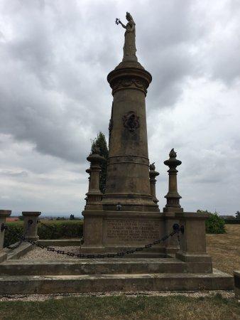 Památník bitvy 1866 na Chlumu