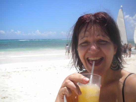 Southern Mexico, Mexico: Riviera maya, cerca de Tulum. 2015