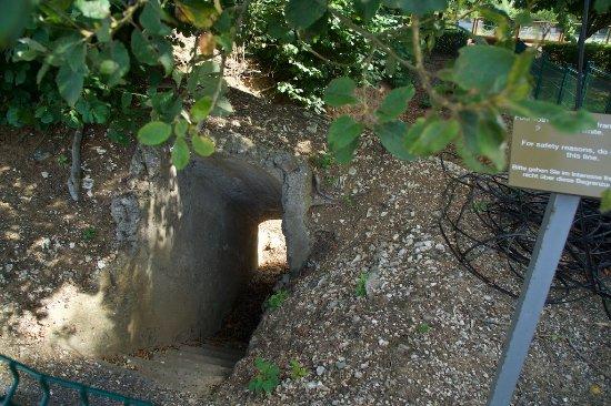 Pozieres, Франция: Gibraltar Bunker
