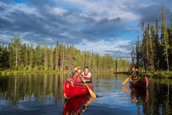 Kedgwick River, Canada: Lac du Stillwater Lake