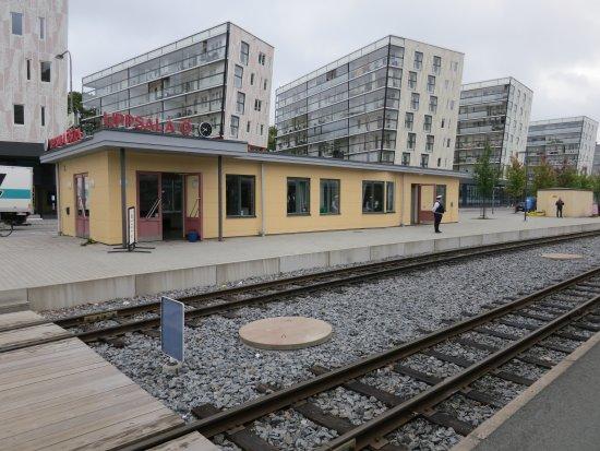 Uppsala-Lenna Museijärnväg