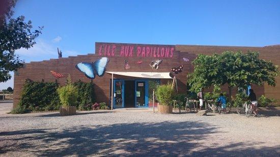 La Gueriniere, فرنسا: Ile aux Papillons - Noirmoutier