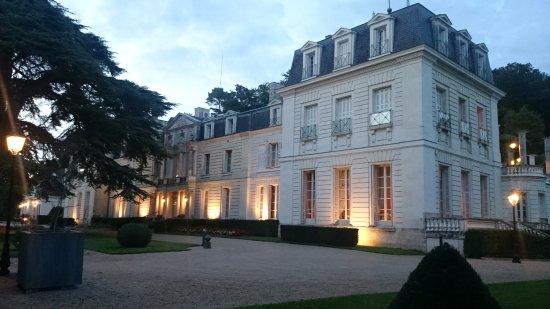 Saint Patrice, Frankrike: Vue extérieure