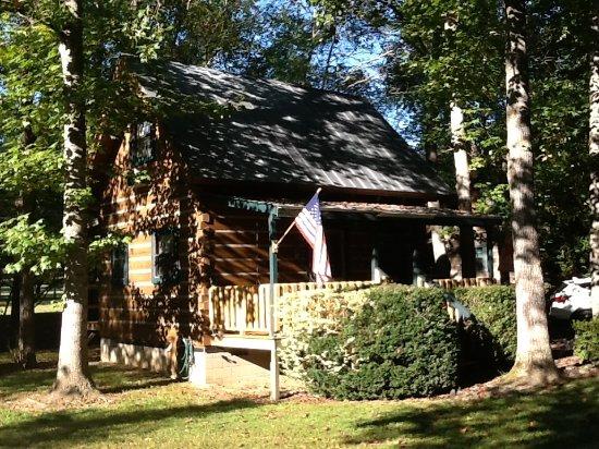 Fox Cabin Picture Of Cobb Creek Cabins Murphy Tripadvisor