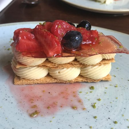 The Brewer's House: Mille-Feuille to die for