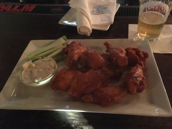 Ridgefield, CT: Buffalo Wings