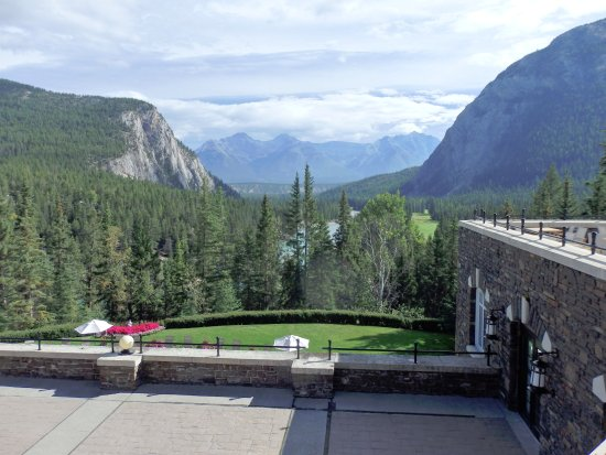 Lobby of Fairmont Banff Springs Hotel Picture of Fairmont Banff