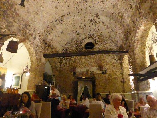 Sa Capella: Vue de la salle principale