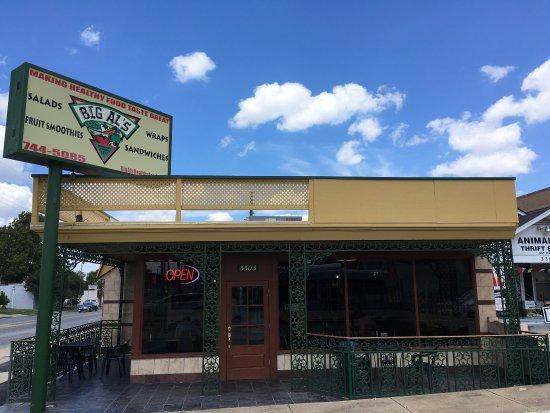 Al S Healthy Foods Tulsa Restaurant Reviews Phone Number Photos Tripadvisor